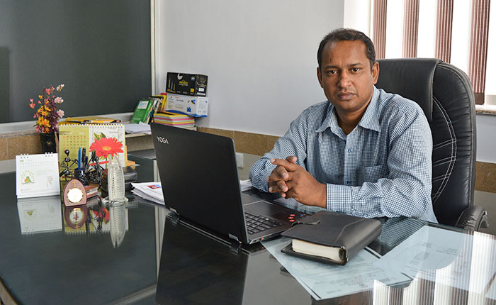 Mr. Santosh Varghese, Director