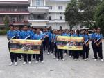 Awareness Rally for Rubella Vaccination